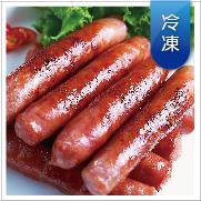 鮪魚香腸 (黑胡椒) 300g【冷凍】
