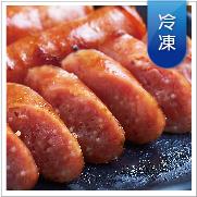 鮪魚香腸 (飛魚卵) 300g【冷凍】
