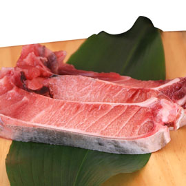 鮪軒【黑鮪魚下巴】( 250g / 盒 )